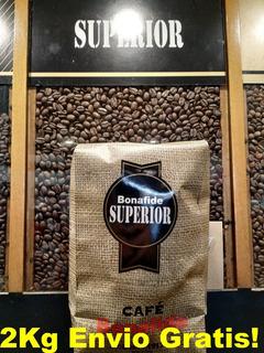 Oferta Cafe Superior X 1kg - Bonafide Oficial