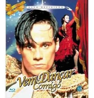 Blu Ray Vem Dancar Comigo