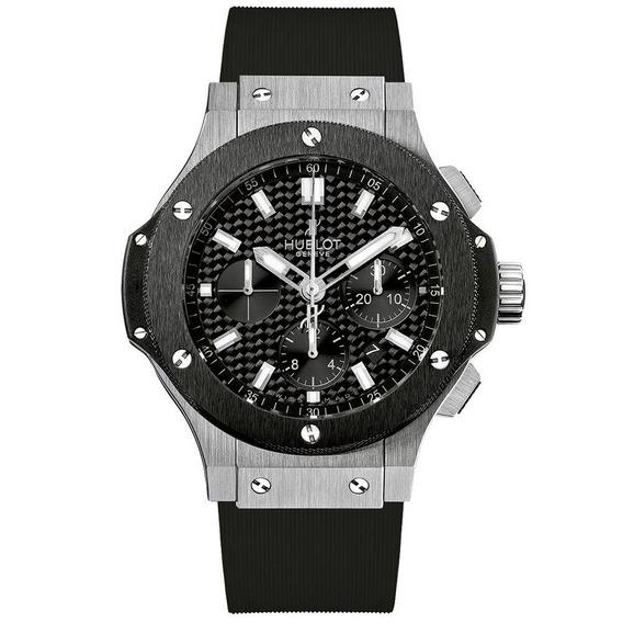 Relógio Modelo Big Bang Evolution Silver - 44mm