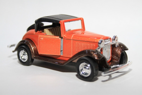 Maqueta Auto Escala 1:36 Welly Old Timer Metal 98875h