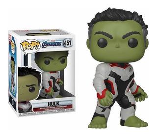 Hulk Funko Pop Original #451 - Caballito / Microcentro