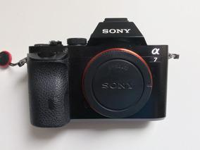 Câmera Sony A7 Full Frame (só Corpo) + 1 Bateria