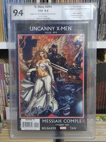 X-men #494 Complexo De Messias Pgx Cgc Cbcs Signature Series
