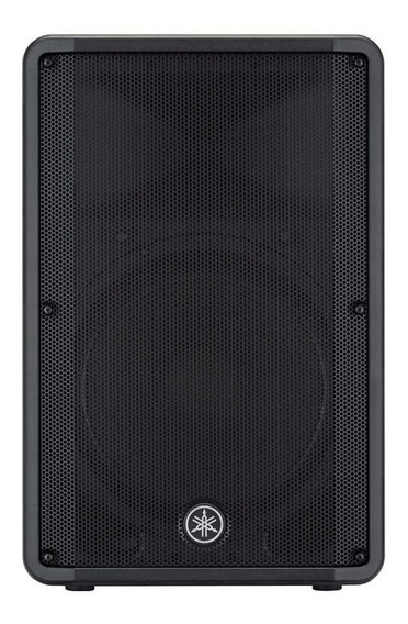 Caixa Ativa Yamaha Dbr 15 2 Vias Bi-amplificada 465w