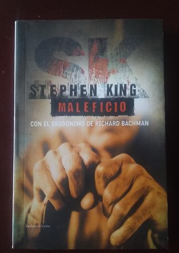 Maleficio - Stephen King - Em Espanhol (maldição, Pt)