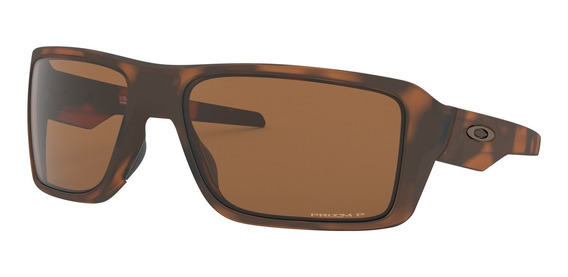 Óculos Oakley Double Edge Tortoise Prizm Polarized