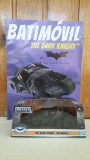 Batimovil The Dark Knight Metal Die Cast Jada Los Germanes