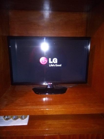Monitor/tv Lg 24 C/control Remoto. Excelente Estado