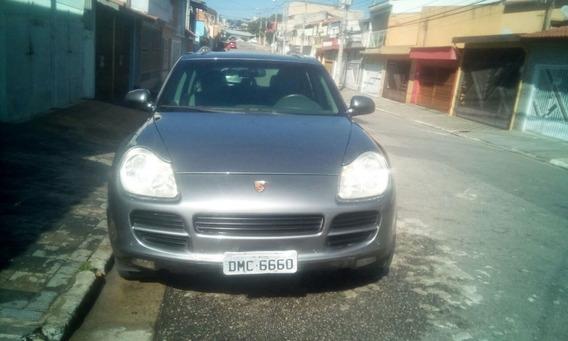 Porsche Cayenne 4.5 Ano 2004 Otimo Estado Bx Km Doc Ok