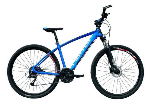 Imagen 1 de 9 de Bicicleta Rodado 29 - 27 Vel Shimano Foxter 8.0 Hidraulico