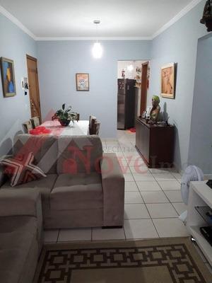 Apartamento Para Venda, 3 Dormitórios, Tupi - Praia Grande - 1089