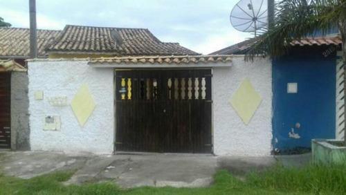 Casa A 600 Metros Do Mar Em Itanhaém Sp - 2698 | Npc