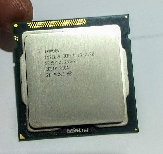 Processador I3 2120 3.3ghz 2a Geração Lga1155+cooler +pasta