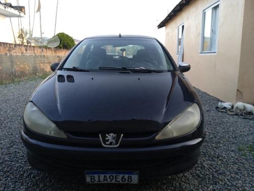Imagem 1 de 11 de Peugeot 206 2001 1.6 16v Soleil 3p