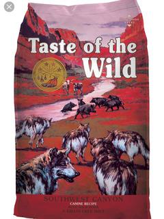 Taste Of The Wild Jabali Salvaje Y Cordero 28lb