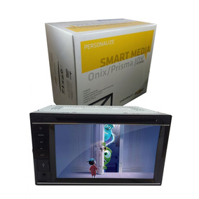 Multimidia Com Tv E Gps Original Gm, 52152167