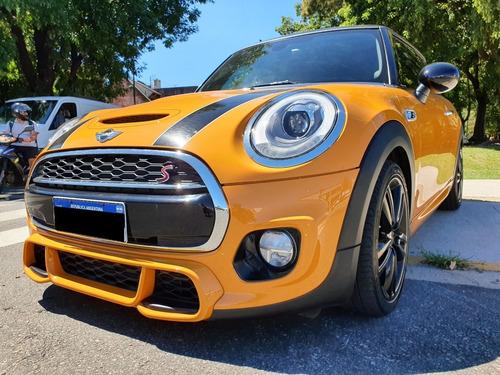 Mini Cooper S 2.0t At Año 2018 Kit John Cooper Works