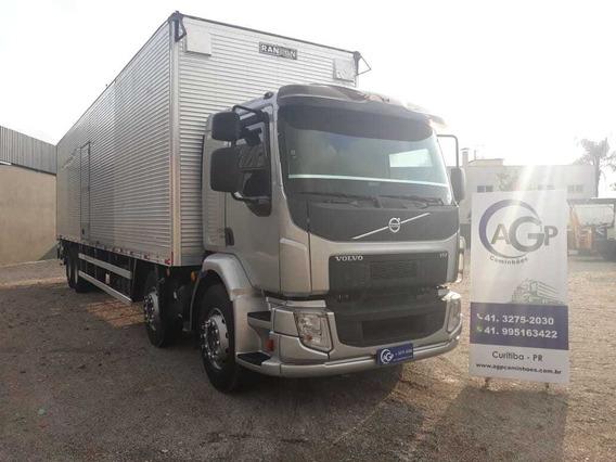 Vm 270 Baú 11.5m Bi-truck 8x2 2015