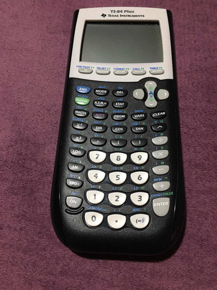 Calculadora Ti-84 Plus Texas Instruments