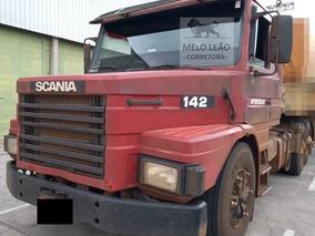 Saab Scania 142h 450 - 88/88 - Cavalo Truck, Cabine Leito