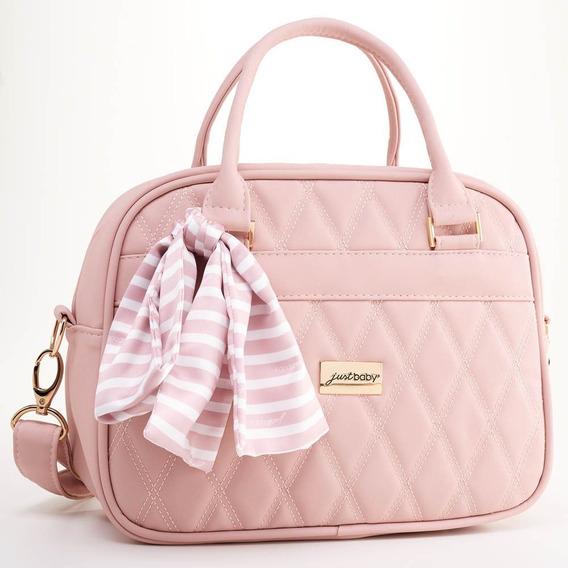 Bolsa Maternidade Tókio - Rosa