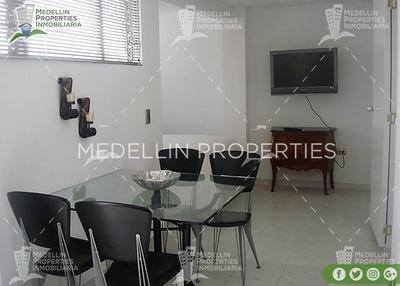Arriendo De Apartamento Económico En Medellín Cód: 4237