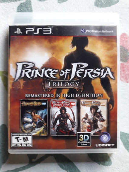 Prince Of Persia Trilogy Playstation 3