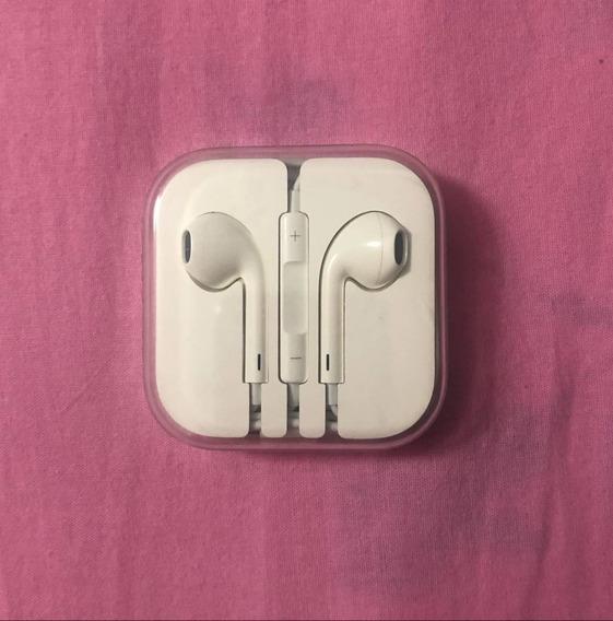 Fone De Ouvido Original Apple (earpods) - Nunca Usado!
