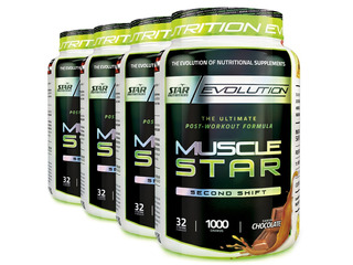 Musclestar X 4 Kg Star Nutrition Post Entrenamiento Promo