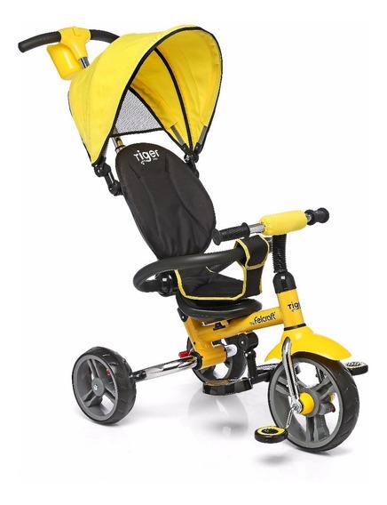 Triciclo Felcraft Little Tiger Deluxe Envío Gratis