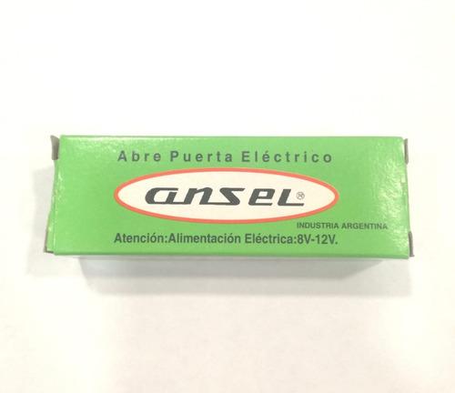Cerradura Electrica - Ansel Piccola