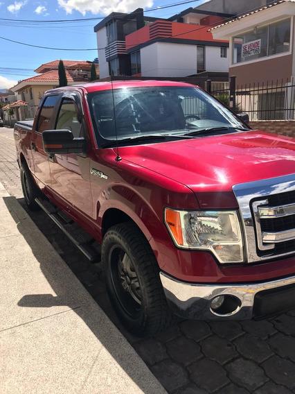 Ford 150 Xlt Modelo 2014.