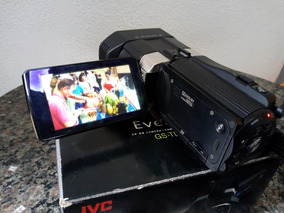 Filmadora 3d - Jvc Gs-td1bu 1080p