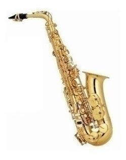 Gala Xc1100 Bb Saxo Soprano Curvo High F# + Estuche