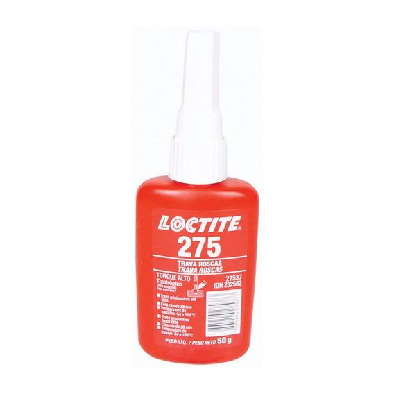 Cola Loctite 275 50ml - Trava Rosca Alta Resistência 232562