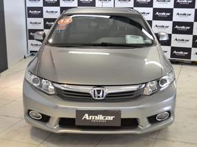 Honda Civic 1.8 Lxs 16v Flex 4p Manual 2013