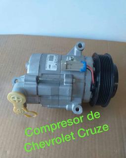 Compresor De Chevrolet Cruze