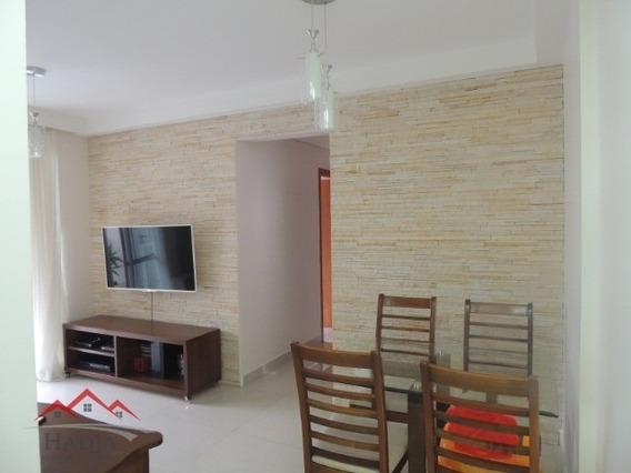 Excelente Apartamento De 73m² Com 3 Dormitórios No Choice Panamby Morumbi Sp. - Ap00038 - 32435706