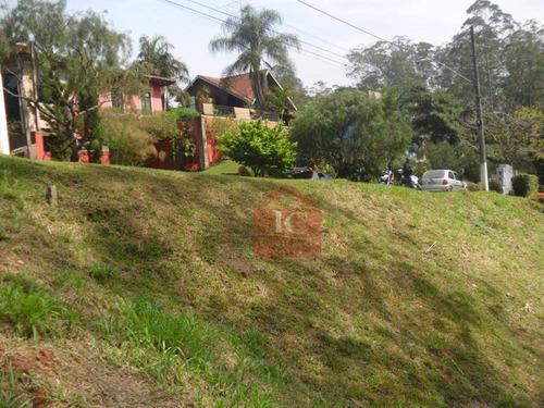 Imagem 1 de 17 de Terreno À Venda, 630 M² Por R$ 275.000,00 - Parque Das Artes - Embu Das Artes/sp - Te0462