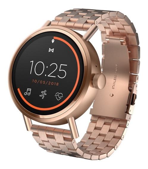 Smartwatch Dama Misfit Vapor 2 Mis7103 Color Oro Rosado