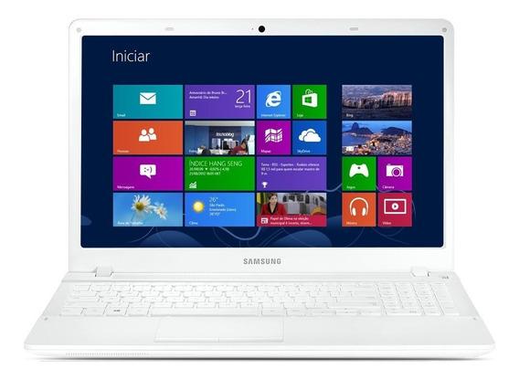 Notebook Branco Samsung Intel Core I5 8gb 1tb - Novo