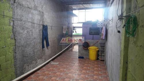 Casa Residencial À Venda, Cidade Jardim Cumbica, Guarulhos - Ca0478. - Ai3344