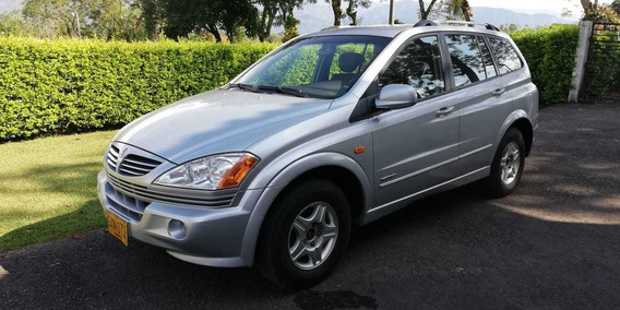 Ssangyong Kyron 2007 4x4 Diesel Turbo