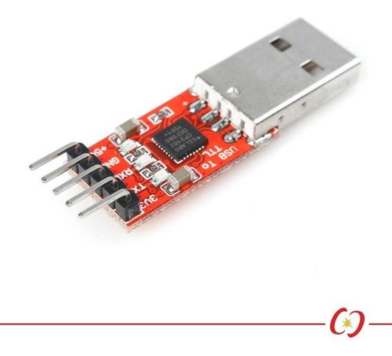 Módulo Conversor Usb Serial Uart Ttl Cp2102