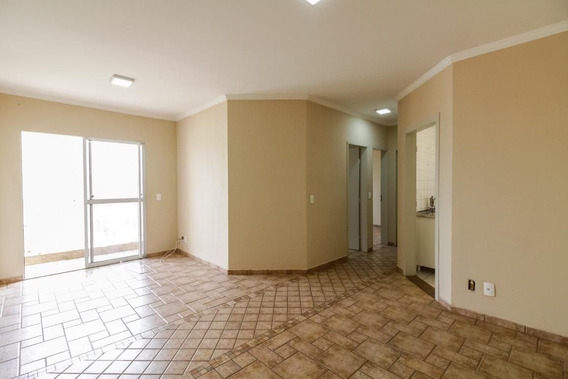 Apartamento No 7º Andar Com 2 Dormitórios E 1 Garagem - Id: 892952069 - 252069