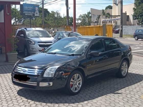 Ford Fusion Sel 2007 Muito Novo Ac Troca E Financio Confira