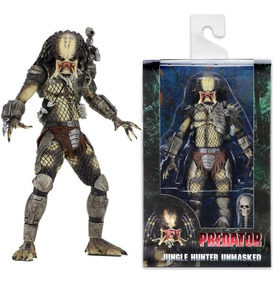 Predador Jungle Hunter (unmasked) - 30th Anniversary - Neca