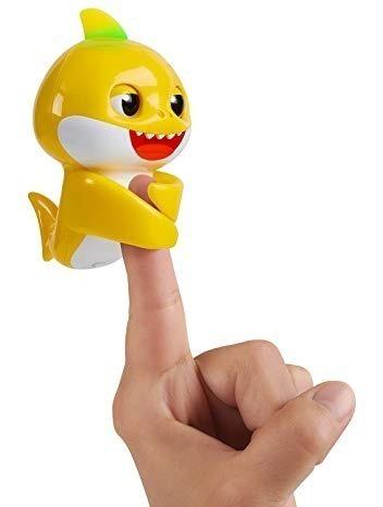 Baby Shark Fingerlings - Bebé Tiburón - Juguete Prescolar