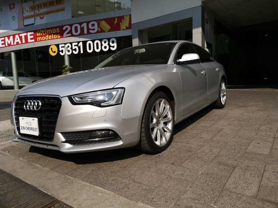 Audi A5 2.0 Luxury Turbo Multitronic Cvt 2013