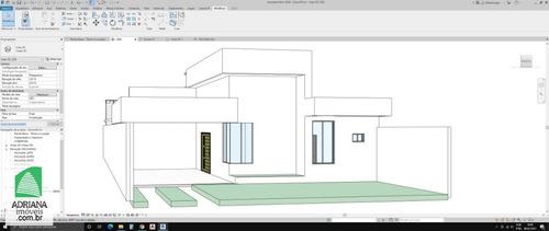 Imagem 1 de 2 de Venda Casa 3 Quartos Sendo 1 Suite 2 Vagas - 6045
